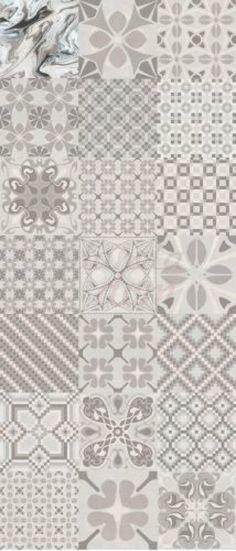 Vives - 1900 Tassel Perla 20x20