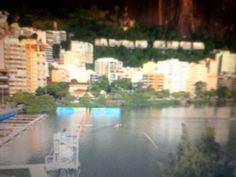 Lagoa Rodrigo de Freitas rio de janeiro
