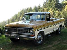 1970s Ford F250 Farm Trucks, Cool Trucks, Pickup Trucks, Ford Motor Company, Classic Trucks, Classic Cars, Germany And Italy, Ford F Series, America And Canada