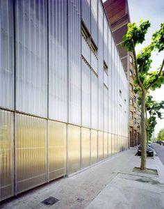 Residencia Y Centro De Día Para Disminuidos Psíquicos / Aldayjover Arquitectura y Paisaje