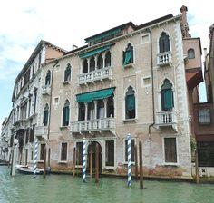 Palazzo Nani Mocenigo gran canal san marco