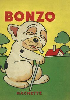 Bonzo by micky the pixel, via Flickr