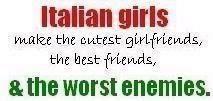 italian girls