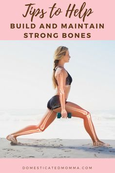 Improve upon your bone health with these great tips to help build and maintain strong bones and help keep osteoporosis at bay. Strong Bones, Bone Health, Building, Tips, Blog, Buildings, Architectural Engineering, Tower, Counseling
