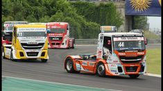Truck Race of Hungary 2019 / Hungarian Truck Fest 2019 Hungary, Europe, Racing, Trucks, Vehicles, Car, Automobile, Auto Racing, Lace