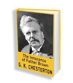 ΗΛΕΚΤΡΟΝ: THE INNOCENCE OF FATHER BROWN - GILBERT KEITH CHES... Father, Brown, Cover, Pai, Blankets, Browning, Brow