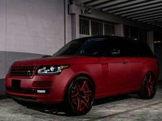 Ultimate celebrity edition Range Rover