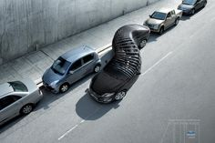 Adeevee - Ford Mondeo: Slinky
