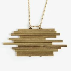 Mesa Necklace by Laura Lombardi | MONOQI