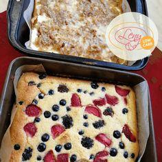 Low Carb Diet, Mozzarella, Paleo, Yummy Food, Breakfast, Food Ideas, Recipes, Fitness, Kuchen