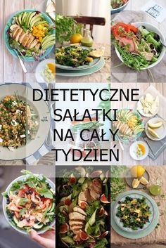 recipes for frying salads, diet recipes, fit salads, diet . Diet Recipes, Cooking Recipes, Healthy Recipes, Food Design, Healthy Snacks, Healthy Eating, Food Inspiration, Good Food, Food And Drink