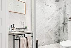 Скандинавский минимализм на 48 м² – Красивые квартиры