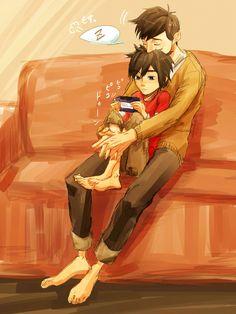 Tadashi................