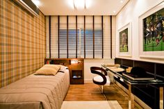 quarto de menino / polo / esporte / bedroom / boy / apartamento decorado / home decor / bohrer arquitetura / interior design