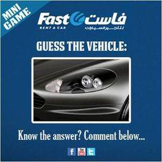 Fast Rent a Car.