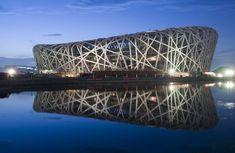 Stade national de Beijing, Chine