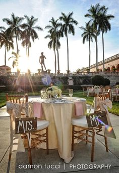 Sarasota Wedding Planner NK Productions at the Ringling Museum of Art