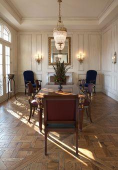 Everything French | Hendel Homes