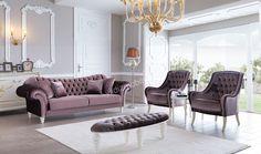 Lidya Koltuk Takımı #moda #kadın #pinterest #popüler #evdekorasyon #herşey #koltuk #trend #sofa #avangarde #yildizmobilya #furniture #room #home #ev #white #decoration #sehpa #moda         http://www.yildizmobilya.com.tr/