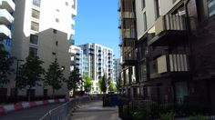 Some of the lovely apartments at East Village London