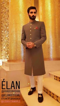 Sophisticated Indian Wedding Suits Men, Sherwani For Men Wedding, Mens Indian Wear, Sherwani Groom, Wedding Dress Men, Mens Sherwani, South Indian Weddings, Punjabi Wedding, Indian Wedding Outfits