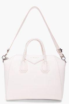GIVENCHY Ivory Medium Antigona Bag Givenchy Clothing, Givenchy Antigona e3727b7940