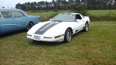 Corvette Racing St Denis de l'Hotel (45) rassemblement de voitures américaines 13 Septembre 2015