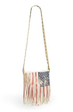 Love this Steve Madden crossbody. It's the perfect bag for the 4th of July.