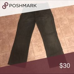 """7 for all man kind Jeans 👖 In great shape very clean and ready to wear. 100% cotton with some stretch. Boot cut legs, inseam 27"""" 7 For All Mankind Jeans Boot Cut"""