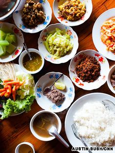 The savory cuisine of Myanmar has been hidden away for decades. Now that the country is opening up, it's time to learn more about Burmese food. Myanmar Travel, Burma Myanmar, Laos, Burmese Food, The Bo, Asian Cooking, Yangon, International Recipes, Foodie Travel