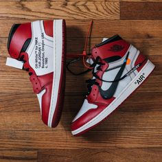 The 10: Air Jordan 1 OFF-WHITE