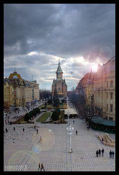 Catedrala-Timisoara