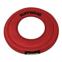 Ruffwear Hydro Plane Dog Toy - Red Currant - XLarge