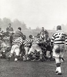 Dartmouth Rugby Team, 1962