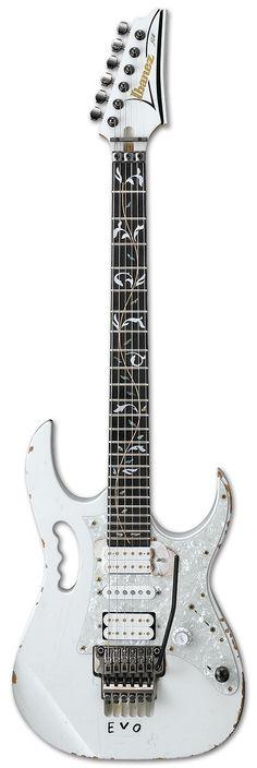 Electric Guitars JEM/UV - JEM-EVO | Ibanez guitars