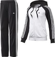 CHICK'S ADIDAS TRACKSUITS <3