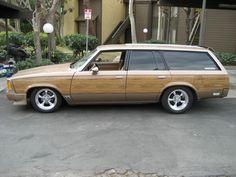 Nice wagon