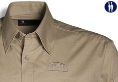 Las #Camisas casuales son perfectas para llevar en el día, dan un toque de disintinción a tu vestuario. #LucirCasual