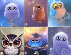 Most megismerheted a párod sötét oldalát - Funland Trauma, Techno, Owl, Bird, Animals, Fictional Characters, Animales, Animaux, Owls