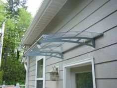 back door awning - Google Search