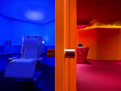 yelo spa 02 by the apartment, via Behance