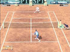 Virtua Tennis - Dreamcast