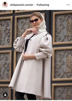 18 Places in Toronto Design Lovers Should Not Miss Out On Street Hijab Fashion, Workwear Fashion, Abaya Fashion, Fashion Dresses, Iranian Women Fashion, Womens Fashion, Mode Hijab, Mode Outfits, Couture Dresses