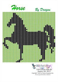 Free Bead Patterns, Horse Pattern by Unique Beaded Jewelry Free Be. Free Bead Patterns, Horse Pattern by Unique Beaded Jewelry Free Bead Patterns, Horse Beading Patterns Free, Loom Patterns, Beading Ideas, Beading Projects, Native Beadwork, Native American Beadwork, Unicorn Cross Stitch Pattern, Cross Stitch Patterns, Knitting Charts