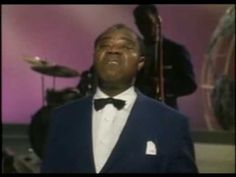 Louis Armstrong - Nobody Knows the Trouble I've Seen (1962), via YouTube.