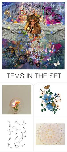 """""""Untitled #950"""" by averagecryptid ❤ liked on Polyvore featuring art"""