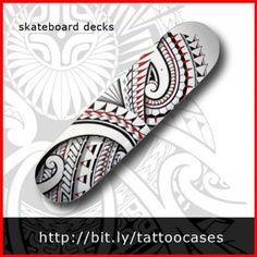 Skateboard Design, Skateboard Art, Ski Sport, Maori Tattoo Designs, Skate Art, Sports Graphics, Tribal Art, Big Picture, Tribal Tattoos