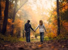 Photograph Lost in Autumn by Jake Olson Studios on 500px