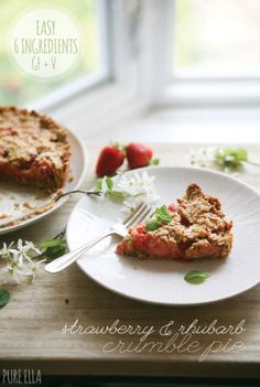 Pure-Ella-Gluten-free-vegan-Strawberry-Rhubarb-Crumble-Pie