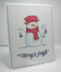 Treasure Oiler Designz: Merry & Bright